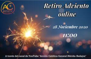 Retiro de Adviento ACG (online)