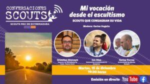 Conversaciones scouts (virtual)