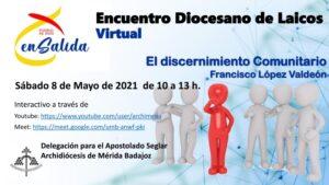Encuentro diocesano de laicos VIRTUAL