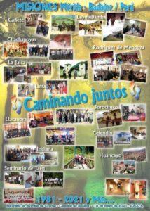 Eucaristía 40 años de misiones en Perú (Catedral de Badajoz)
