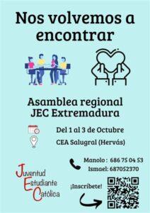 Asamblea Regional JEC (CEA Salugral -Hervás-)