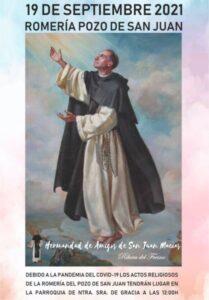 Romería San Juan Macías (Parroquia Ntra. Sra. de Gracia -Ribera del Fresno-)