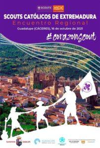 Encuentro regional de Scouts (Guadalupe)
